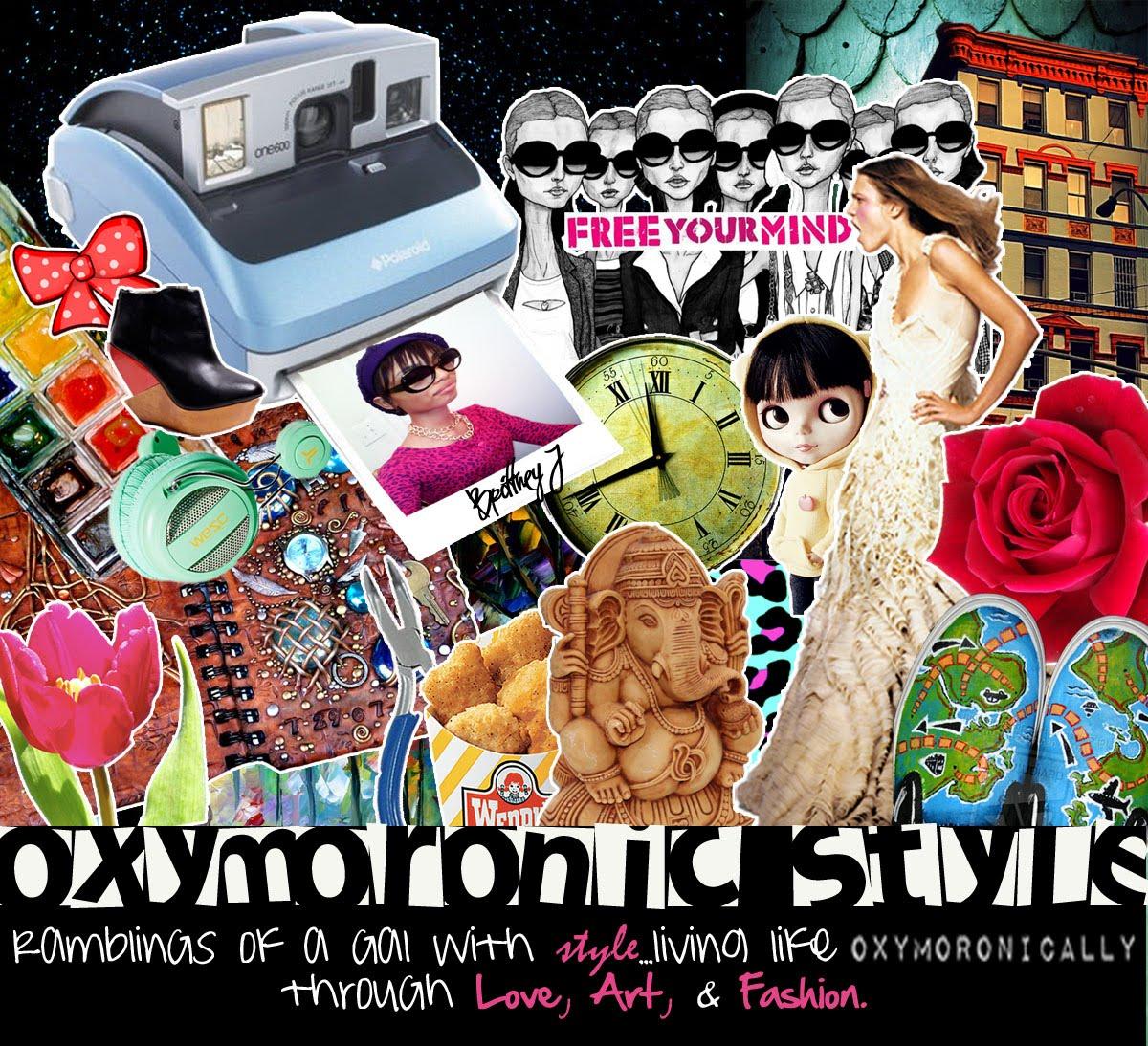 Oxymoronic Style