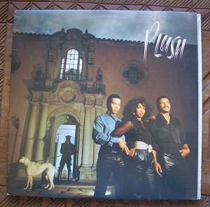 LP PLUSH - Plush (1982)  (only for enchange)
