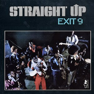 LP EXIT 9 ALB -straight up (1975) (only for enchange)