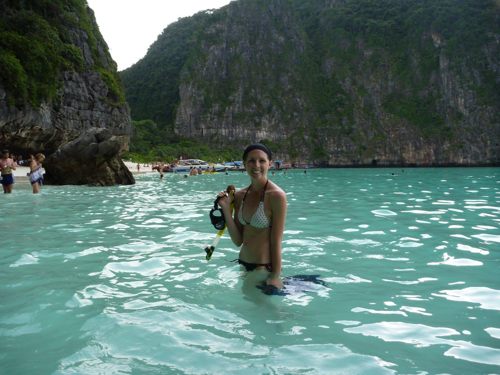 Thailand Trip!: Snorkeling and Scuba Diving in Koh Phi Phi