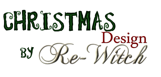 RE-WITCH CHRISTMAS DESIGN