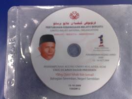 CD UCAPAN DASAR PRESIDEN YBHG. DATO ISHAK ISMAIL
