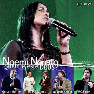 Baixar CD Noemi Nonato   Quem é Este Deus? Ao Vivo 2010