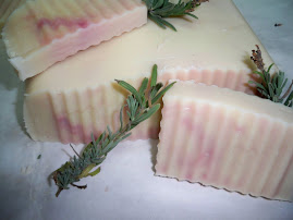 "My first ""real soap"""