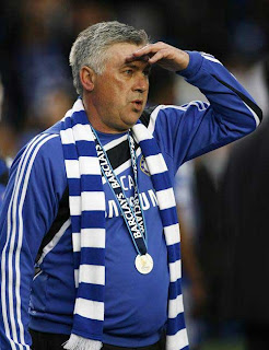 carlo ancelotti wins the premier league