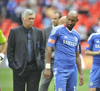 Nicholas Anelka after 2010 Community Shield
