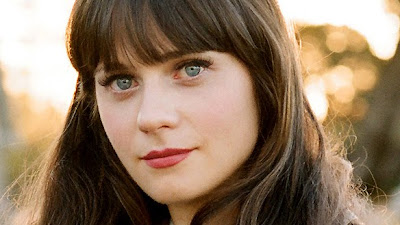Zooey Deschanel Rimmel @ Makeup Savvy