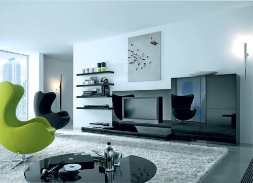Tv room decorating ideas dream house experience for 2 living room design