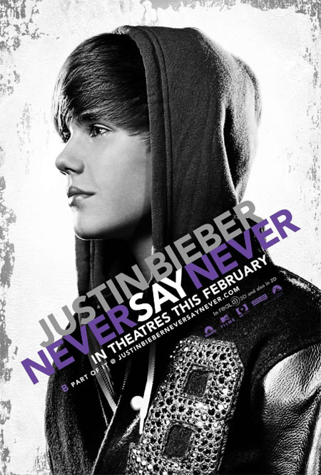 Justin Bieber Never Say Never Legendado