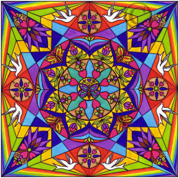 Mandalas Mandala-2-web