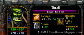 Build Thrall Heroes