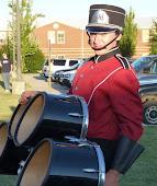Asst. Drumline Captain: 2010-2011