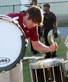 Percussion Director of the 2010 - 2011 Sparkman High School Drumline