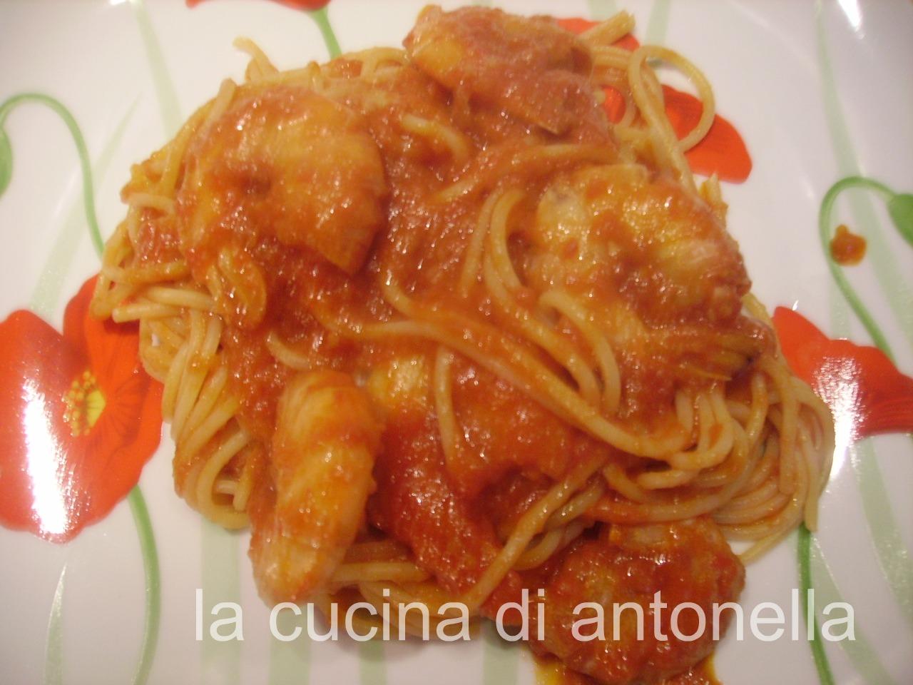 La cucina di antonella spaghetti alla busara a modo mio - La cucina di antonella ...