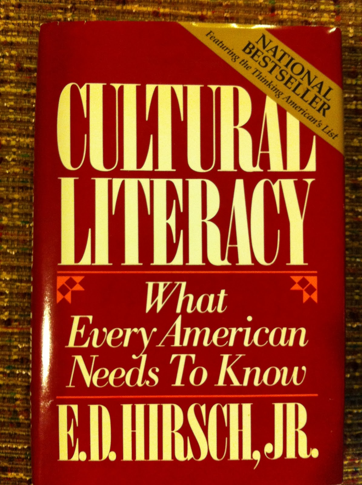 cultural literacy essays 'health literacy' is an emerging concept that involves the bringing together of people from both the health and literacy fields.