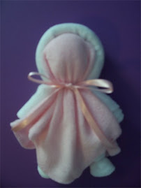 Washcloth Baby Doll