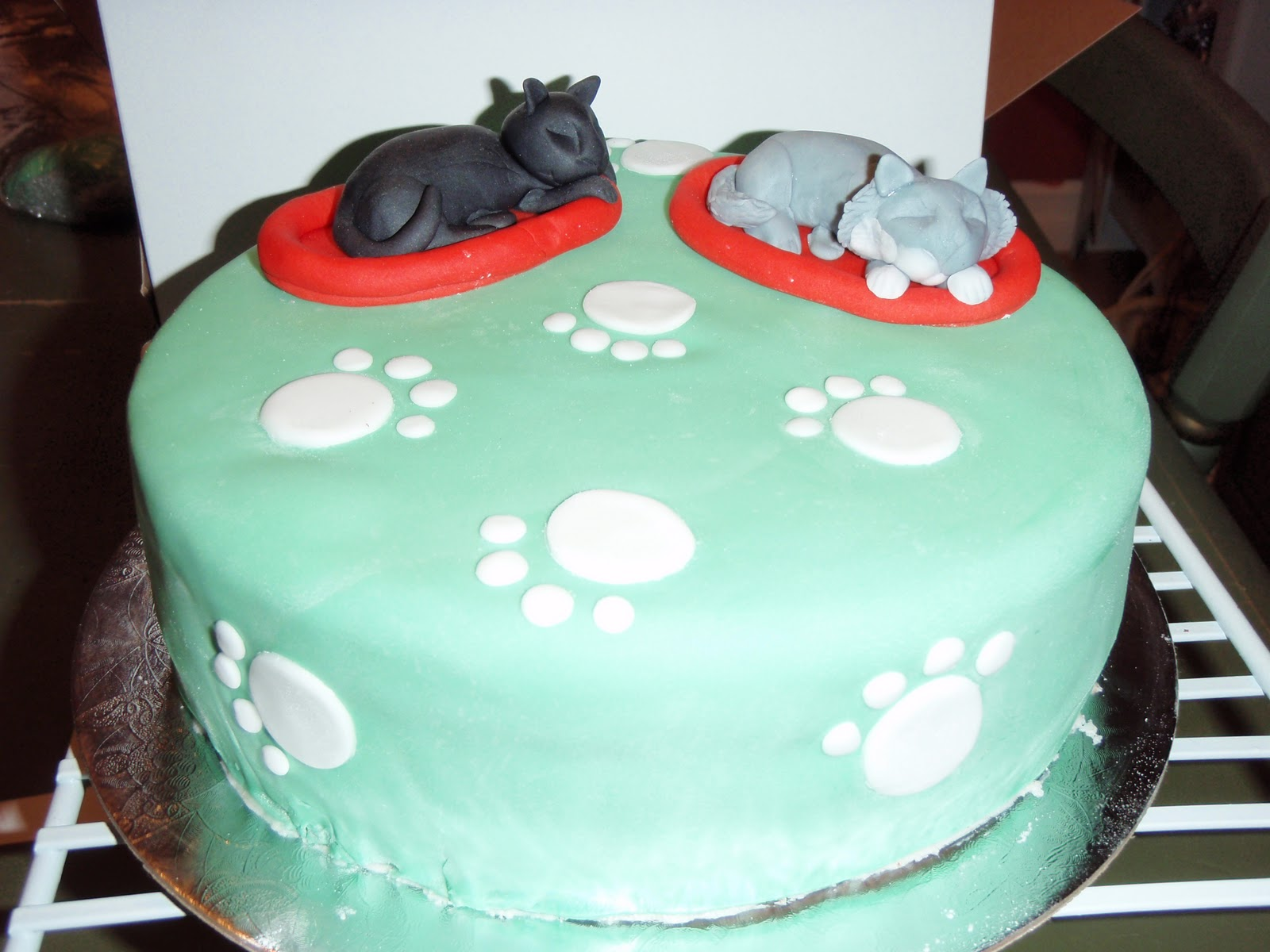 Birthday Cakes For Cat Lovers