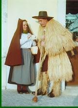 Traje lã e Burel - Sec XIX