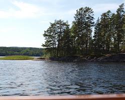 Nordpå til Töcksfors