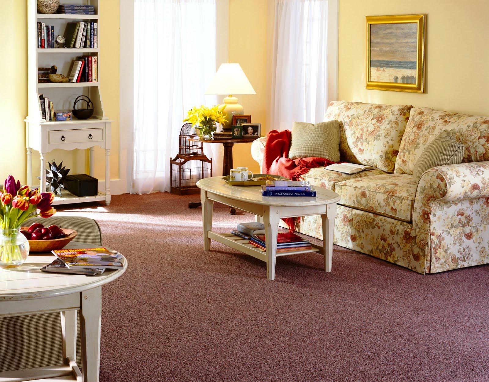 dated carpet wear Mohawk
