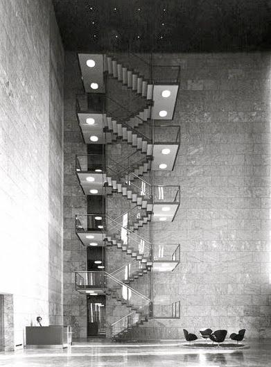 arne emil jacobsen architect furniture designer 1902 1971 the new maison eros greatti m. Black Bedroom Furniture Sets. Home Design Ideas