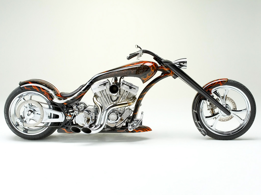 American Chopper Bike Chopper2