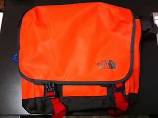 MacBook Airがピッタリ入る BC Messenger Bag S