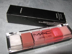 MAC-Pocket Lipgloss 6Color