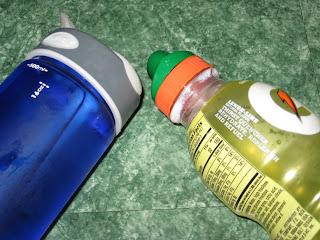 Lemonhead: Gatorade VS. Water