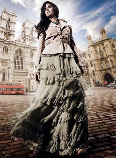 Katrina Kaif in Harper Bazaar Photshoot