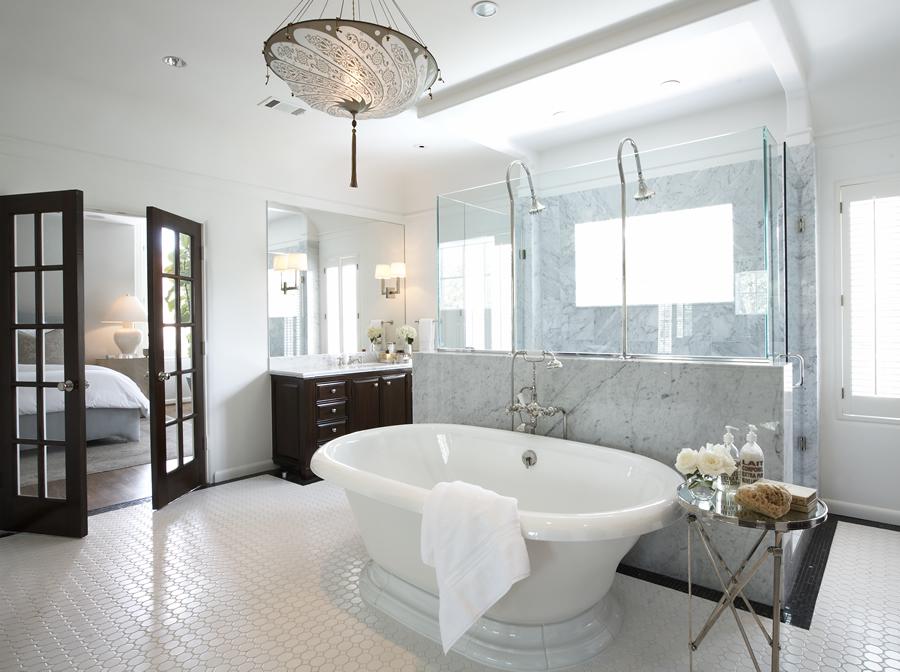 Made in heaven ashley goforth design for Bathroom heaven