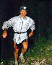 Ich beim Bergmarathon