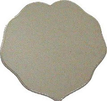 BL 03 - Heart Scalloped Plaque