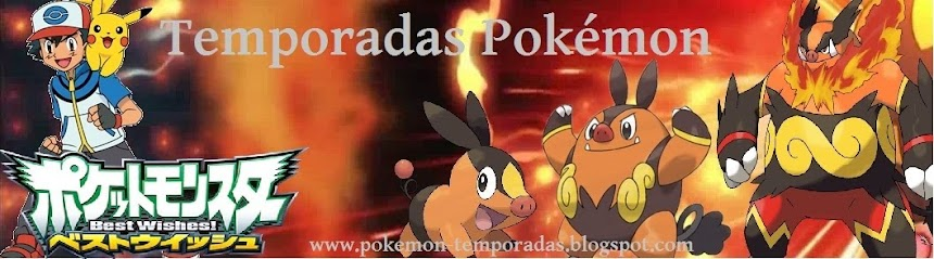 Pokemon Best Wishes 5 generacion