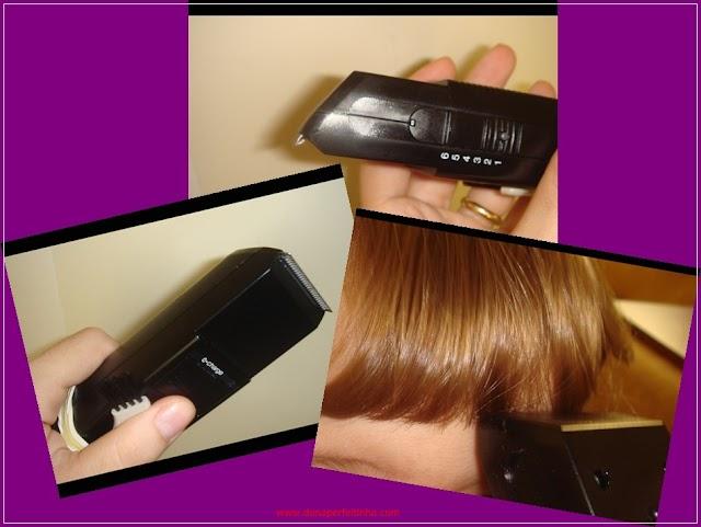 Aparador de pêlos: recomendo!