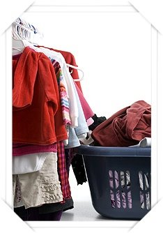 Voltando com as roupas de inverno para o guarda roupa
