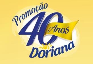 Última chamada para a promoção dos 40 anos de Doriana!