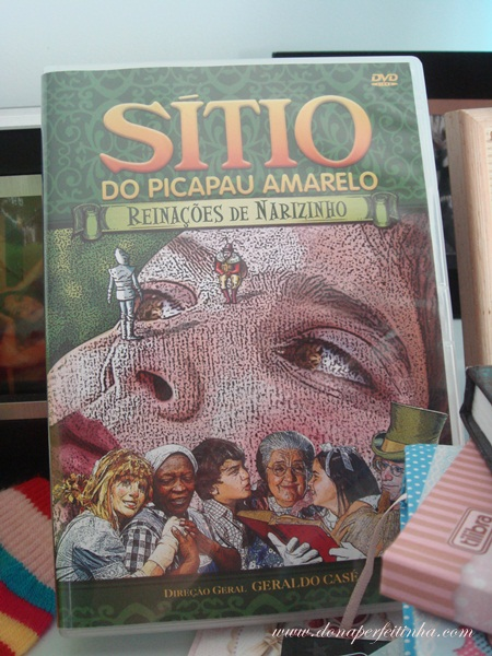 Sítio do Picapau Amarelo - DVD
