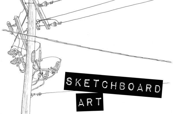 Sketchboard artworks