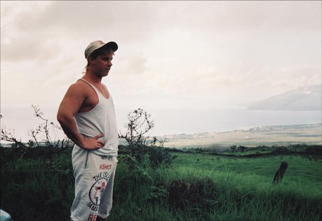 Me on Maui