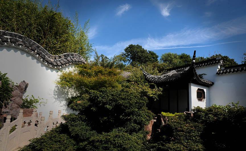 Dmkfoto Chinese Scholar Garden In Staten Island