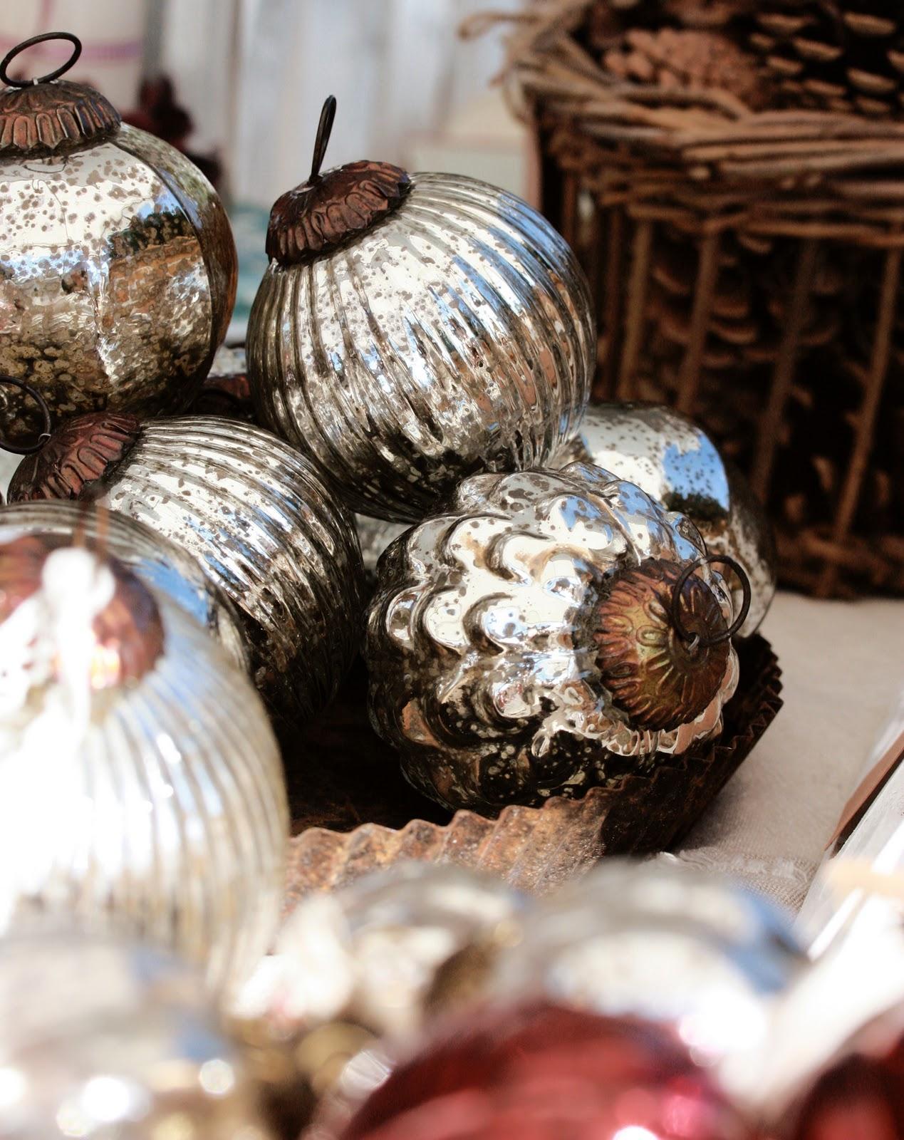 Bauernsilber weihnachtskugeln my blog for Weihnachtskugeln vintage