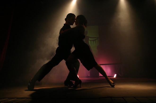 Oscura Buenos Aires - Presentación teatro Arlequines
