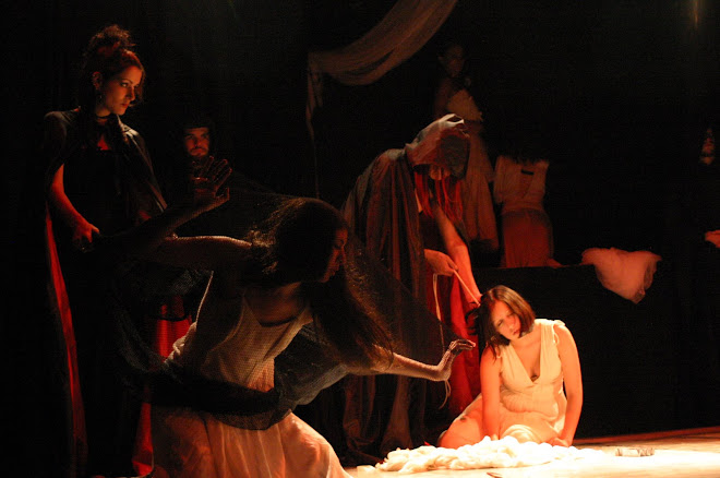 Performance  festival Gótico