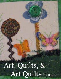 Art , Quilts, Art Quilts 'n Such