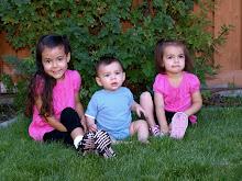 3 beautiful kids