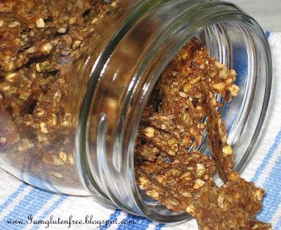 gRAWnola Recipe