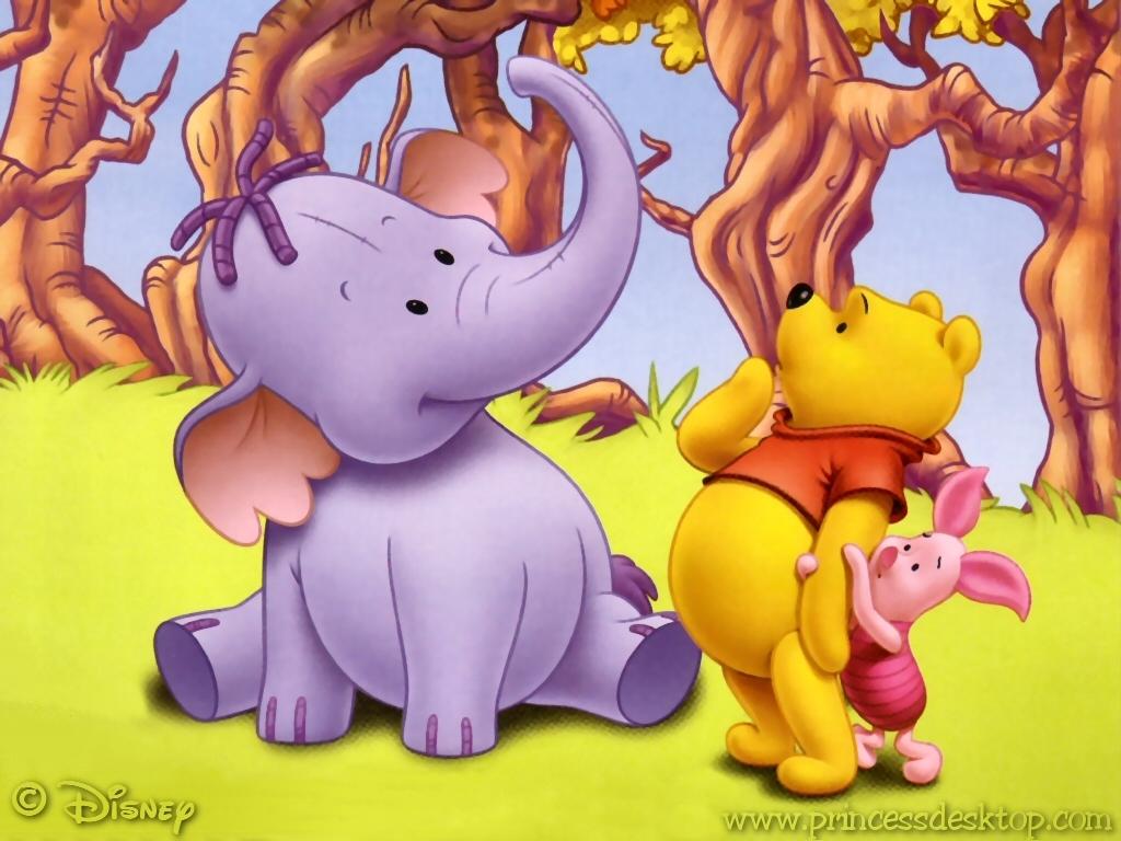 Friends winnie the pooh - Winnie the pooh and friends wallpaper ...