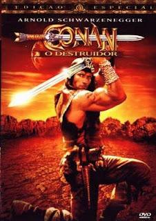 Baixar Filme Conan: O Destruidor – Dublado Download