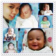 My little baby Izzan